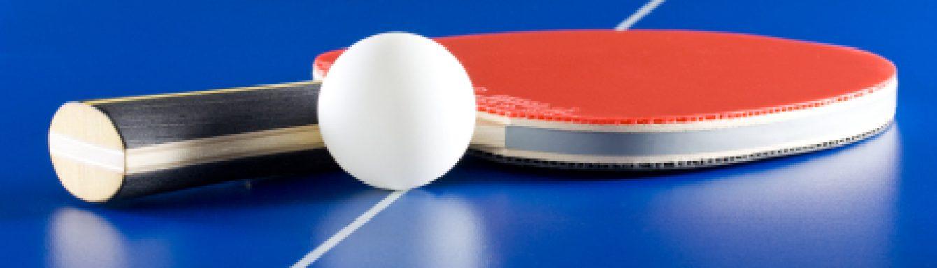 Unsere neue Sparte – Tischtennis
