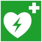 Info zum neuen Defibrillator in der TSV – Gaststätte