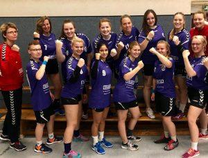1. Handballdamen TSV Schlutup