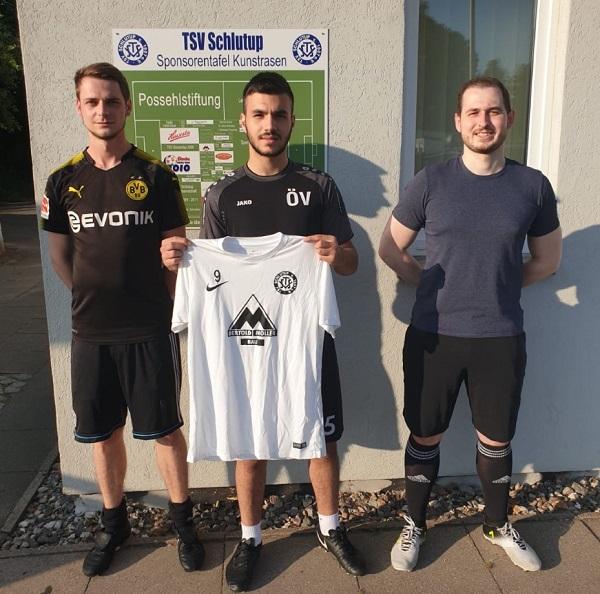 Fußball: Erste Neuzugänge für die 1. Herren