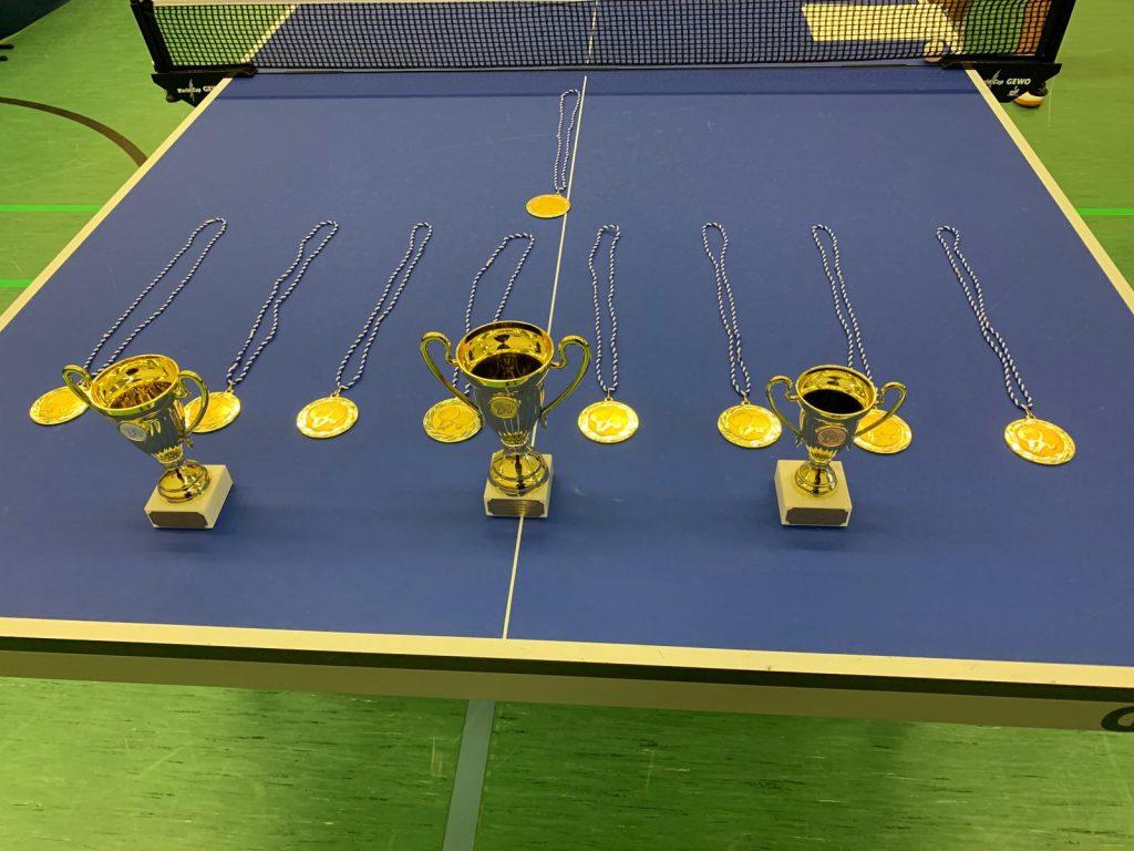 Tischtennis Pokale Meisterschaft 2020
