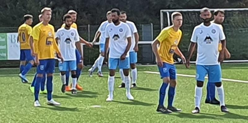 Testspiel TSV Schlutup – TSV Eintracht Groß Grönau II 1:3