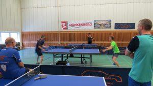 Training Tischtennis TSV Palinger Weg @ TSV Schlutup