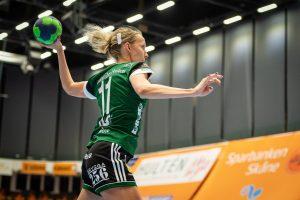 Handball - TSV Schlutup gegen HSG BesteTrave @ Willy-Brandt-Sporthalle